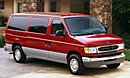 Ford Econoline Wagon 2002