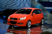 Chevrolet Aveo (Hatchback) 2008